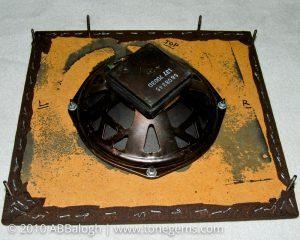 Sears 10XL Silvertone 1421 Baffle
