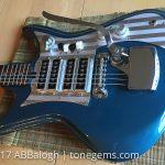 Silvertone 1437 Guitar Electrionics