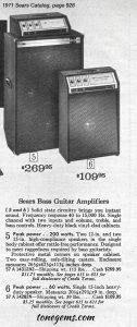 Page 928 excerpt from the 1971 Sears Catalog