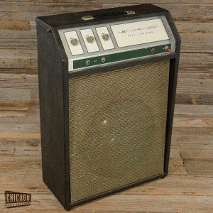 Silvertone 1428 Sears 60BXL Electric Bass Amplifier