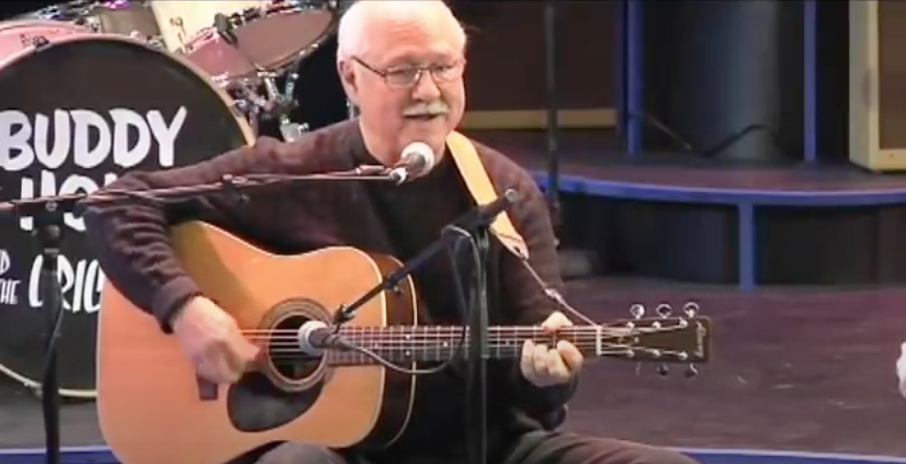 Sonny Curtis singing the Real Buddy Holly Story